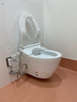 壁掛け式トイレ