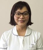 摂食嚥下障害看護認定看護師 内田 祐代子